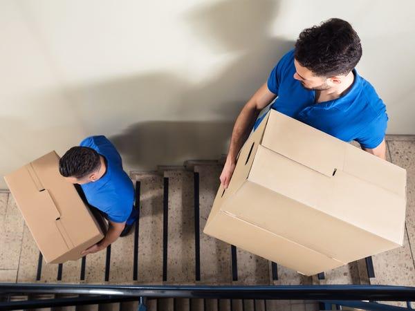 Apartment/Condo Moving Services