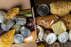 How To Pack Foods Before Moving