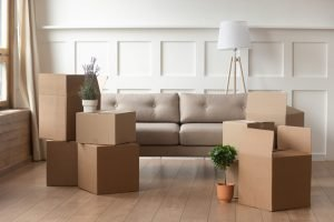 How To Quickly Pack Your Living Room For Moving