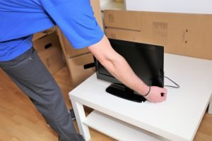 How To Safely Move Electronics, Computers & Televisions