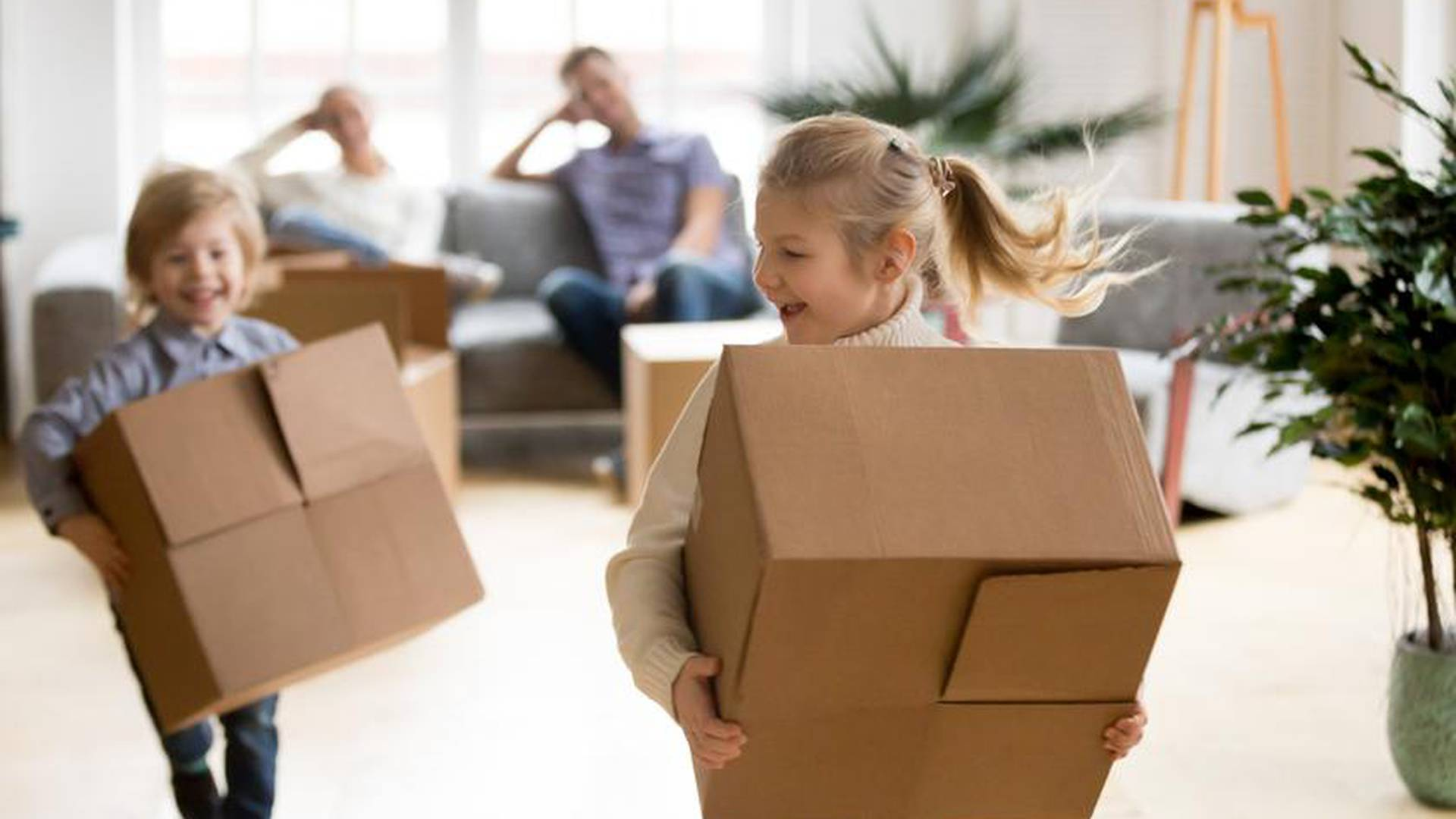 How to Move With Kids