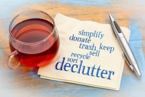 How to Declutter Before Your Big Move