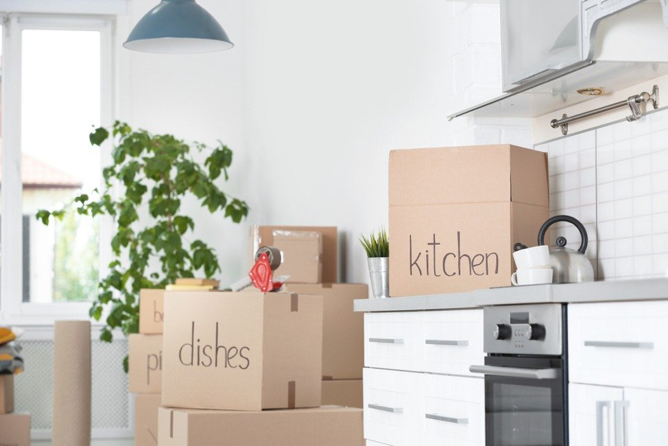How to Pack Your Kitchen For Moving