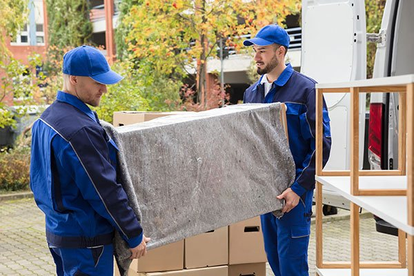 Residential Local Moving Services